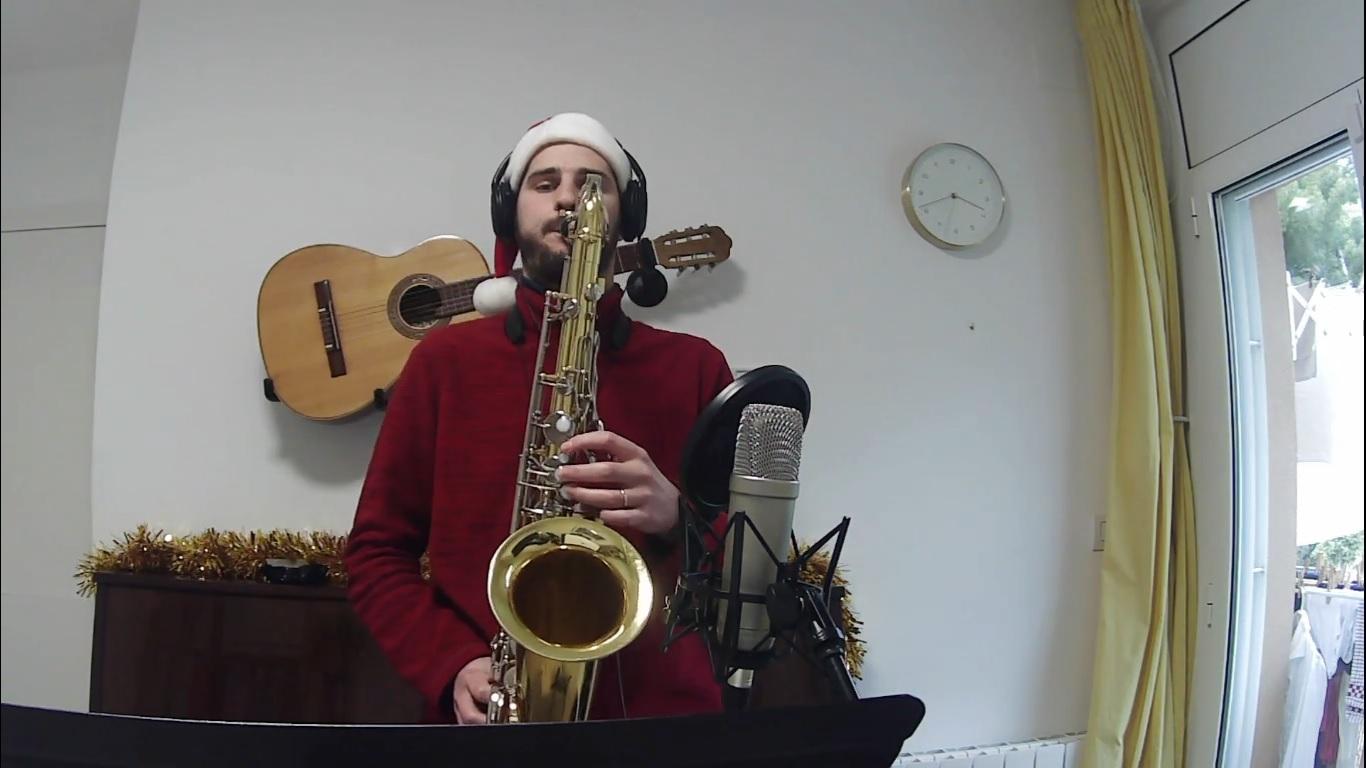 Villancicos Jazz Gratis: Partitura y pista audio